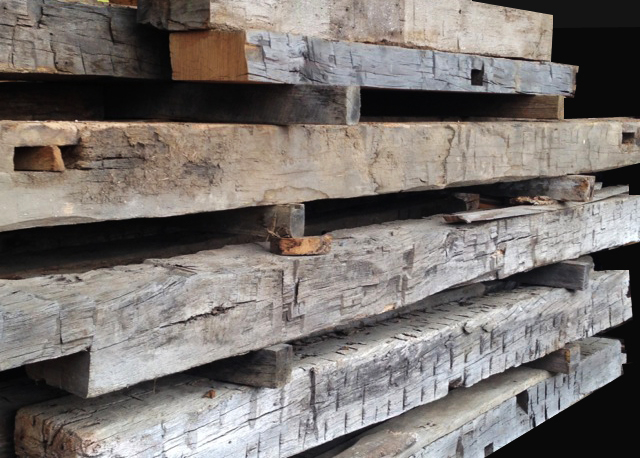 Reclaimed Beams Resawn Timber Co