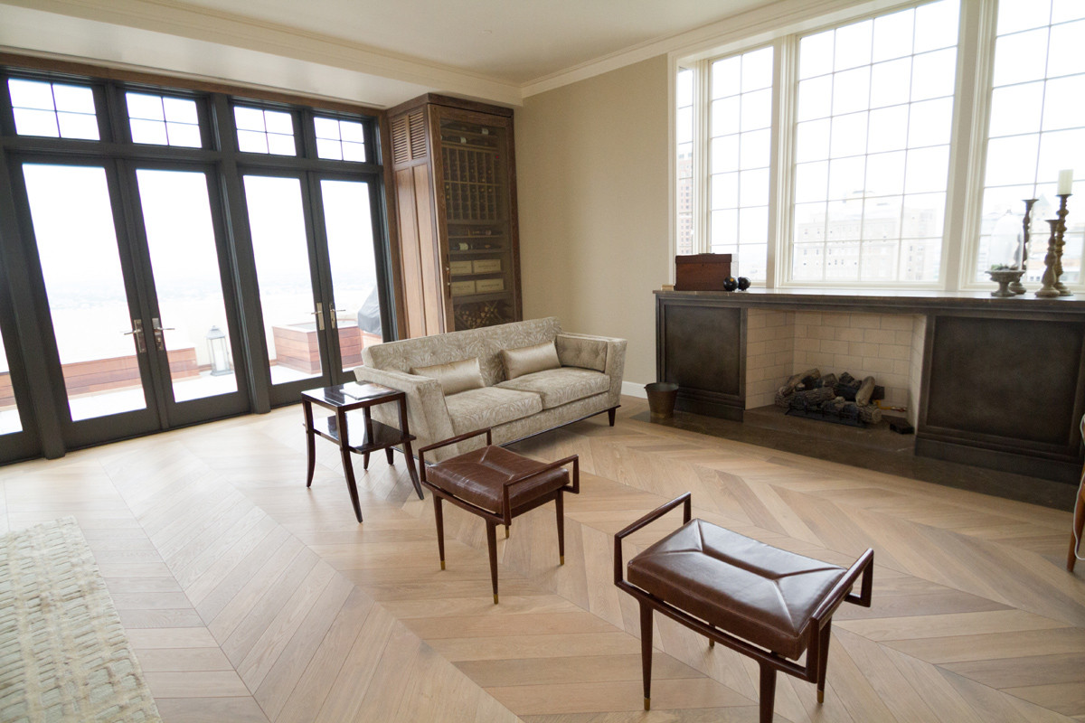 WHITEHALL white oak flooring