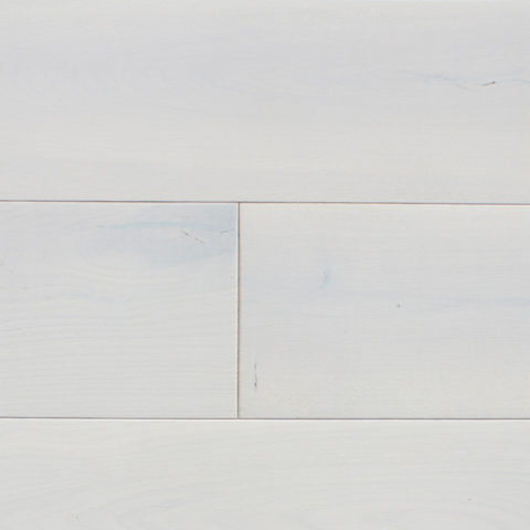 Cheeky wide plank white oak flooring