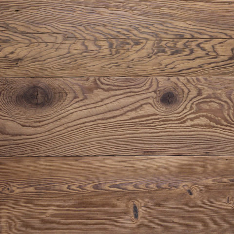 REED reclaimed hemlock wall cladding