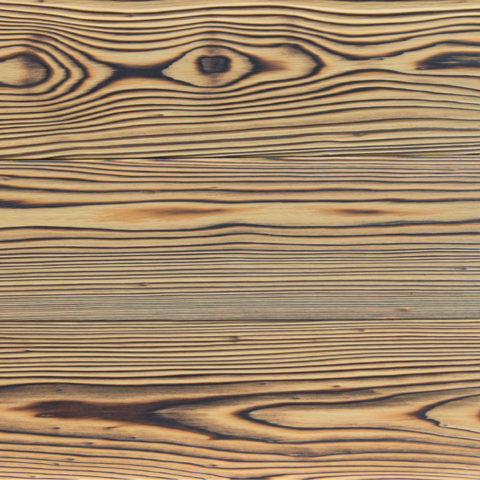 HADAKA shou sugi ban charred cypress for exterior siding and interior wall cladding