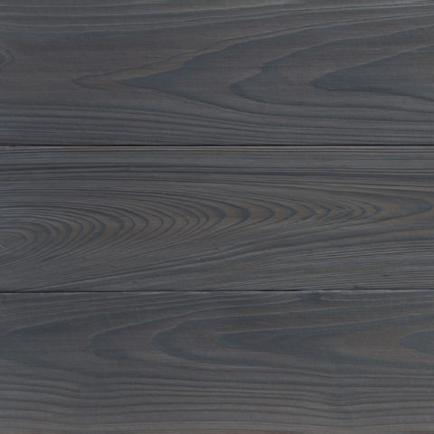SURETO shou sugi ban charred cypress for exterior siding or interior wall cladding
