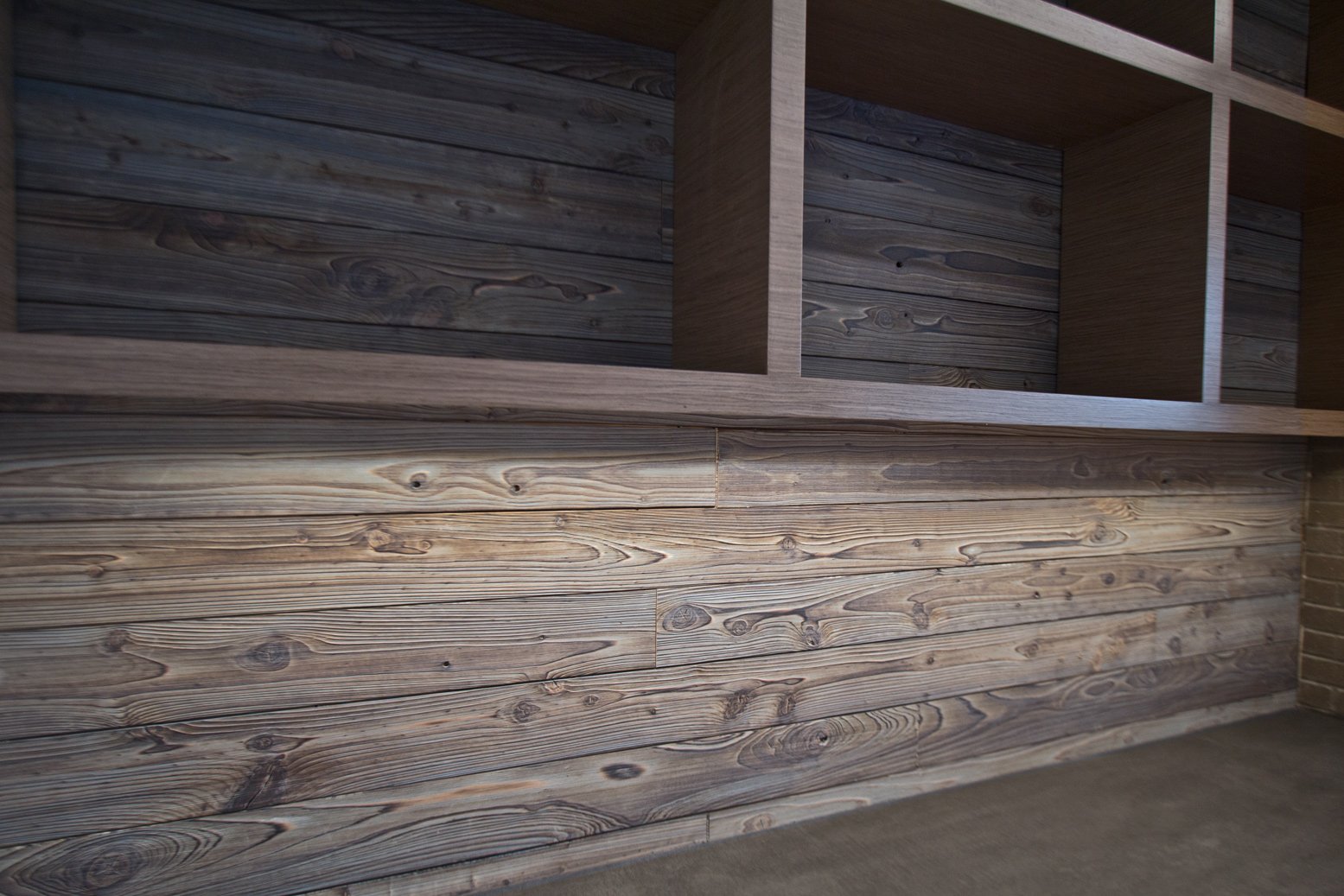 Terrapin Row :: Amenity-Filled Student Housing featuring Shou Sugi Ban Wood by reSAWN