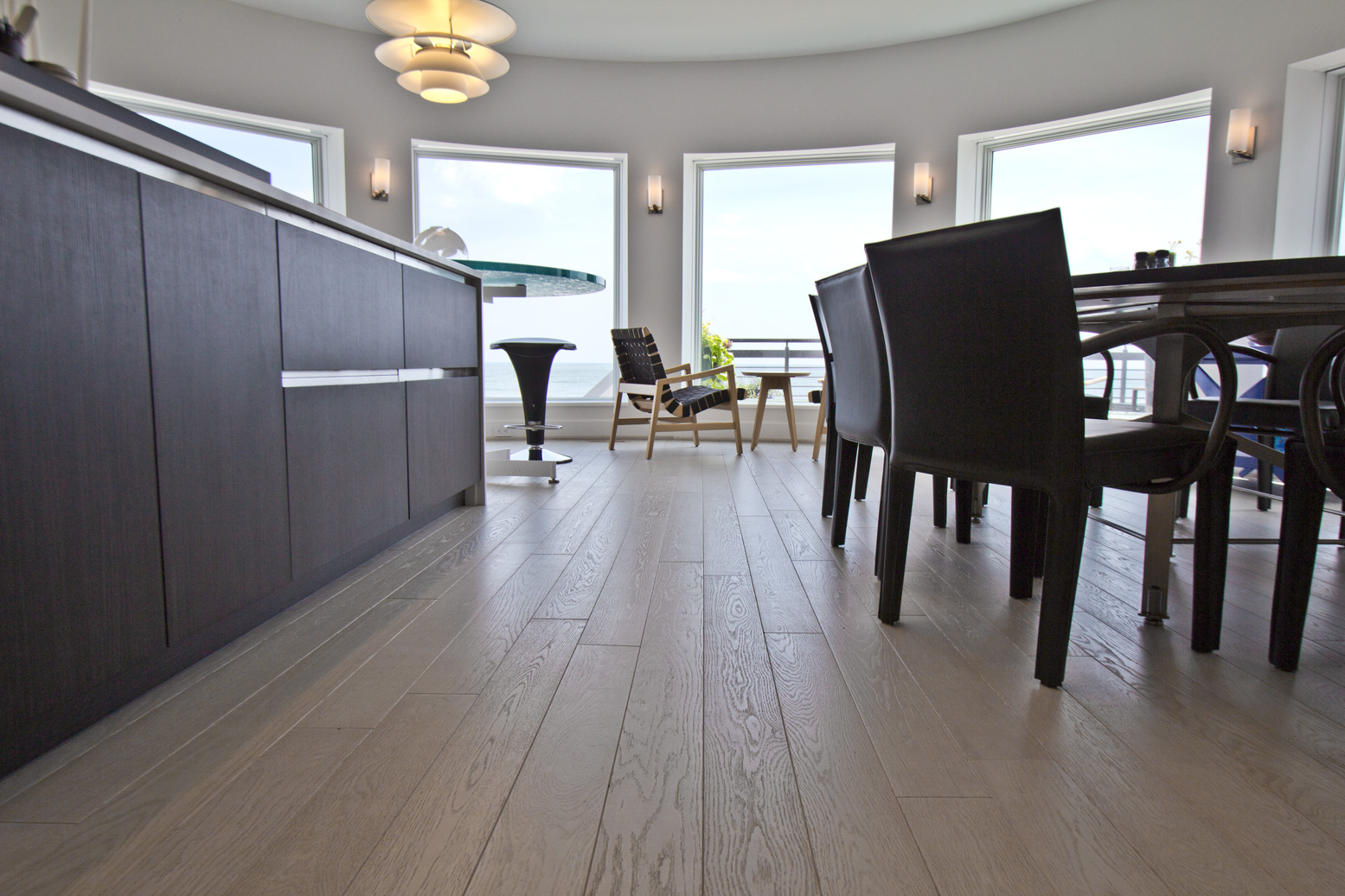 North American White Oak flooring