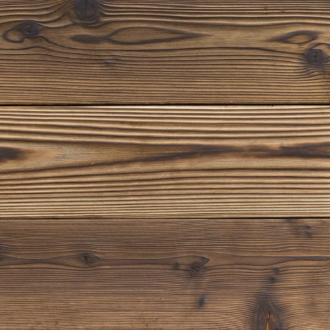 DIABLO shou sugi ban western red cedar for interior applications