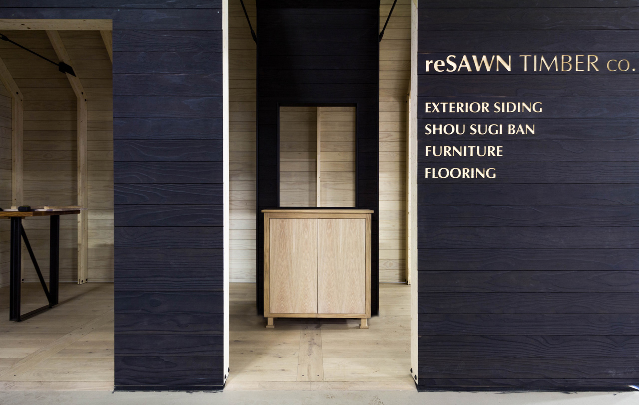 Resawn debuts 10 39 x20 39 booth for nahb international for 2017 nahb international builders show