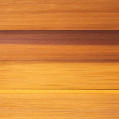ROSLYN western red cedar clear vertical grain