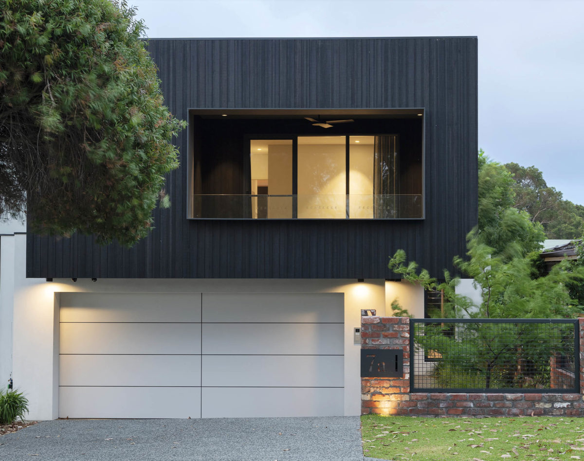 Black Box Luxury Home - NERO